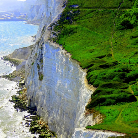 White Cliffs of Dover, Sony DSC-WX300