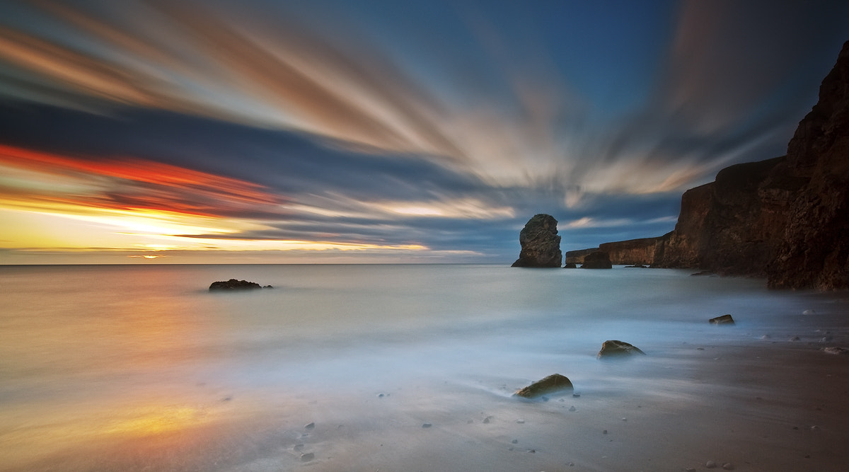 Photograph The Sun Rises Over Marsden by Mark Southgate on 500px