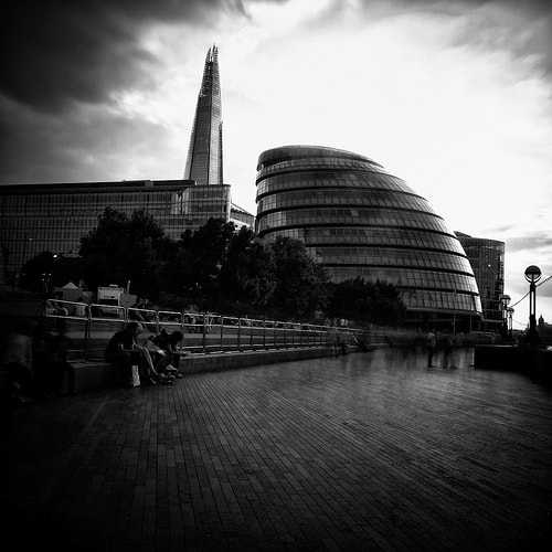 Photograph London City Hall by Anthony Solis on 500px