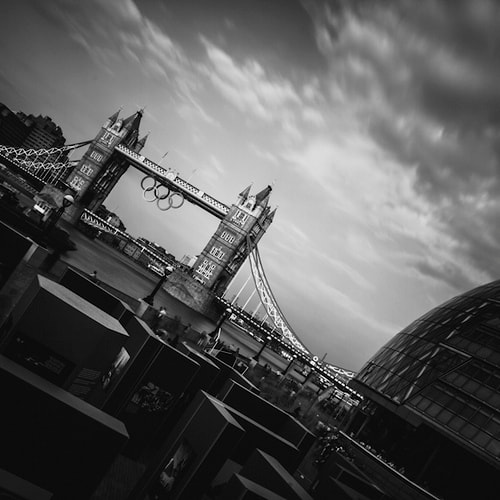 Photograph Tower Bridge and City Hall by Anthony Solis on 500px