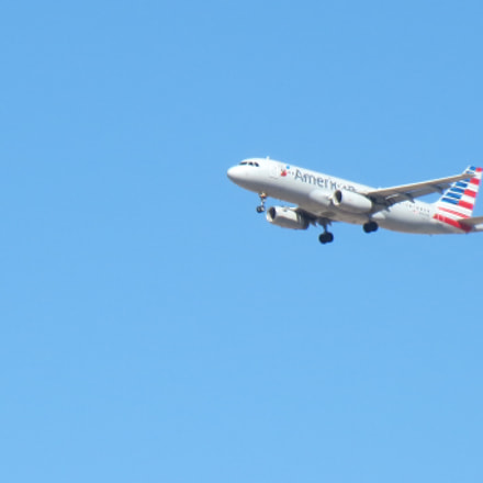 American Airline, Canon POWERSHOT ELPH 530 HS