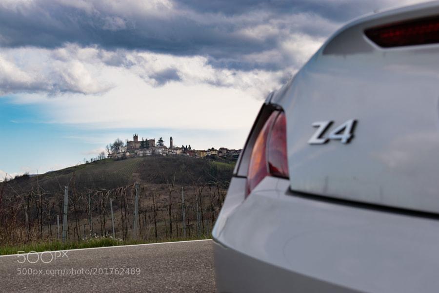 Z4 sui Colli Piacentini