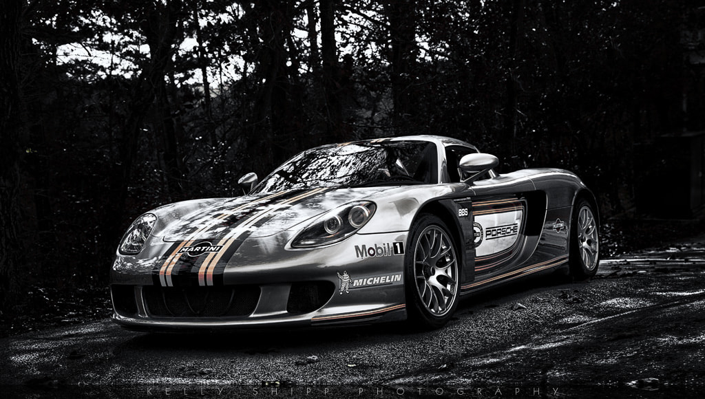 Photograph Porsche Carrera GT by Kelly Shipp on 500px