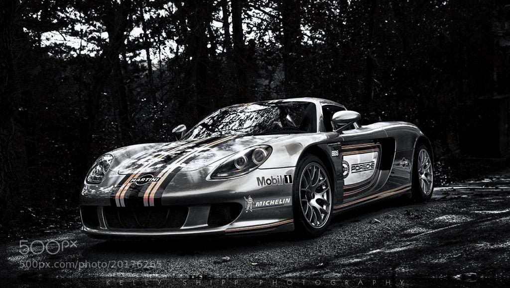 Photograph Porsche Carrera GT by Kelly Shipp on 500px