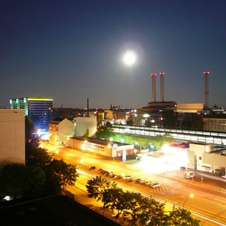 Berlin @ Night, Panasonic DMC-FX07