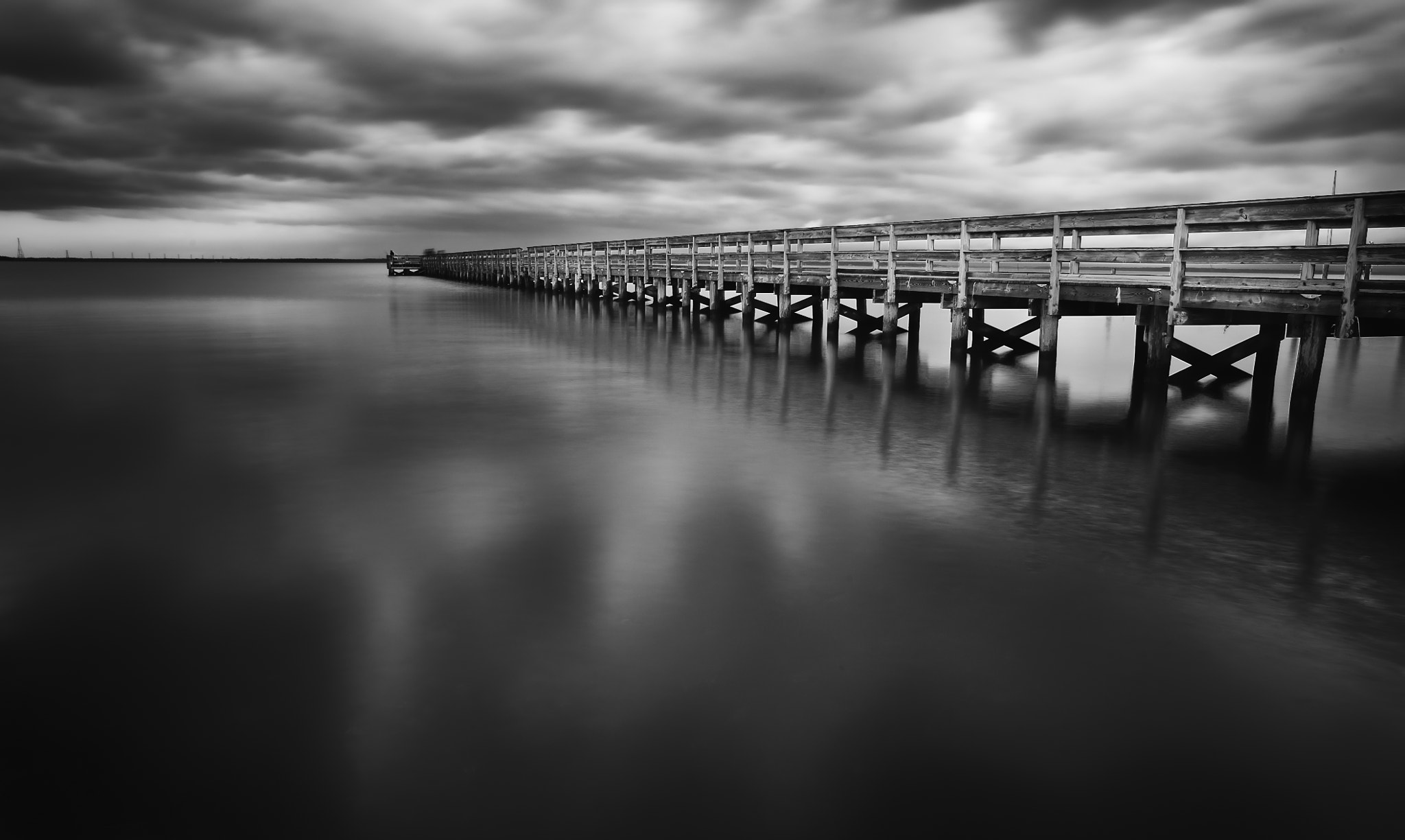 Photograph calm before by drew Swartz on 500px