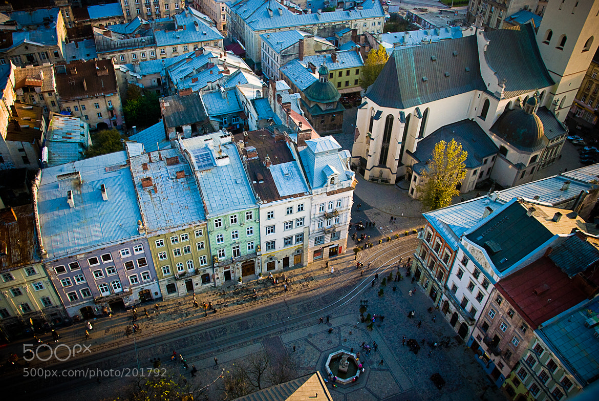 Photograph Lviv  by Nataly Dauer on 500px
