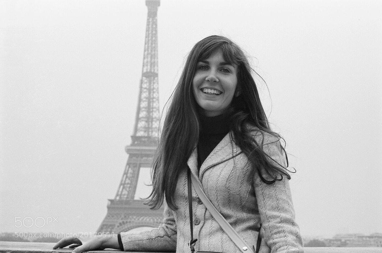 Photograph Bonnie Paris by John  Reed on 500px