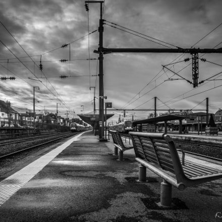 Another Train Station..., Canon EOS 5D MARK II