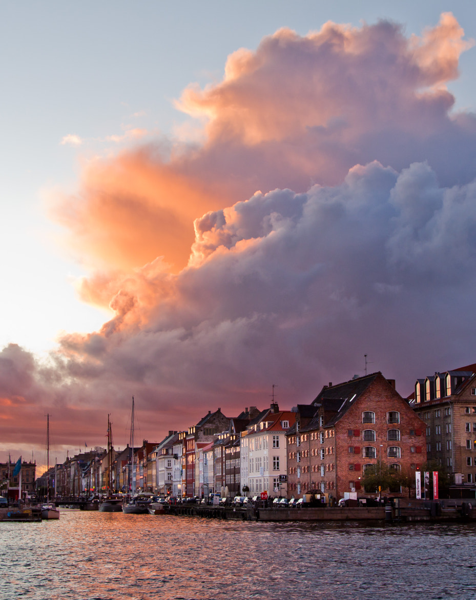 Photograph Nyhavn from Noma by Aurelio Hernández on 500px