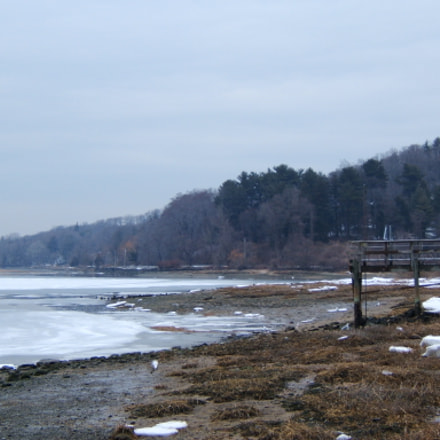 Cold Spring Harbor, Fujifilm FinePix E510