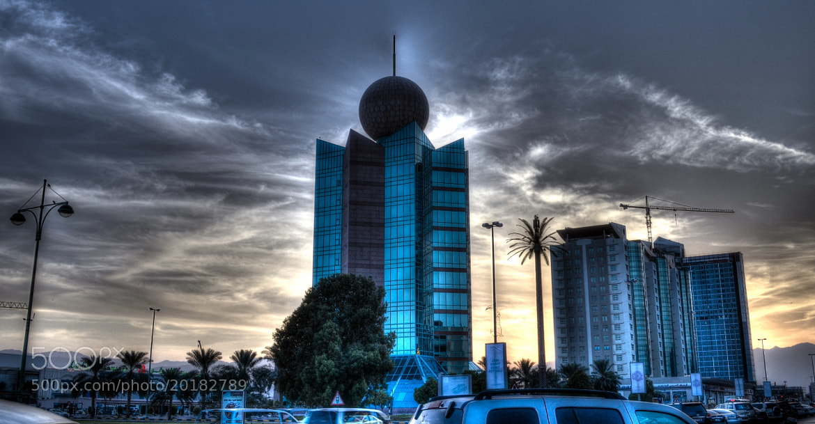 Photograph Etisalat Tower by Mehdi Riaz on 500px