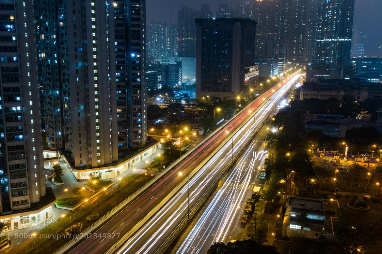 Kowloon long exposure