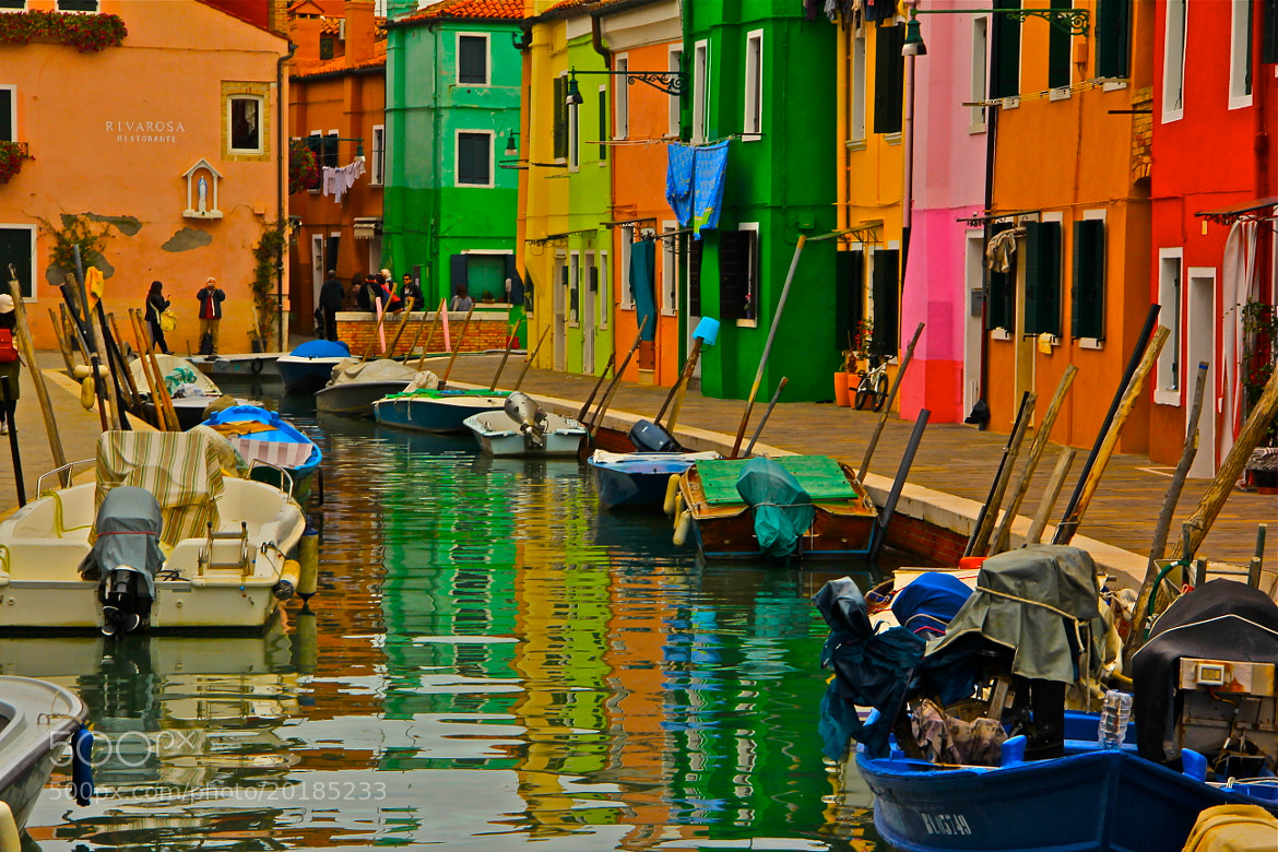 Photograph Burano Island by Poh Huay Suen on 500px