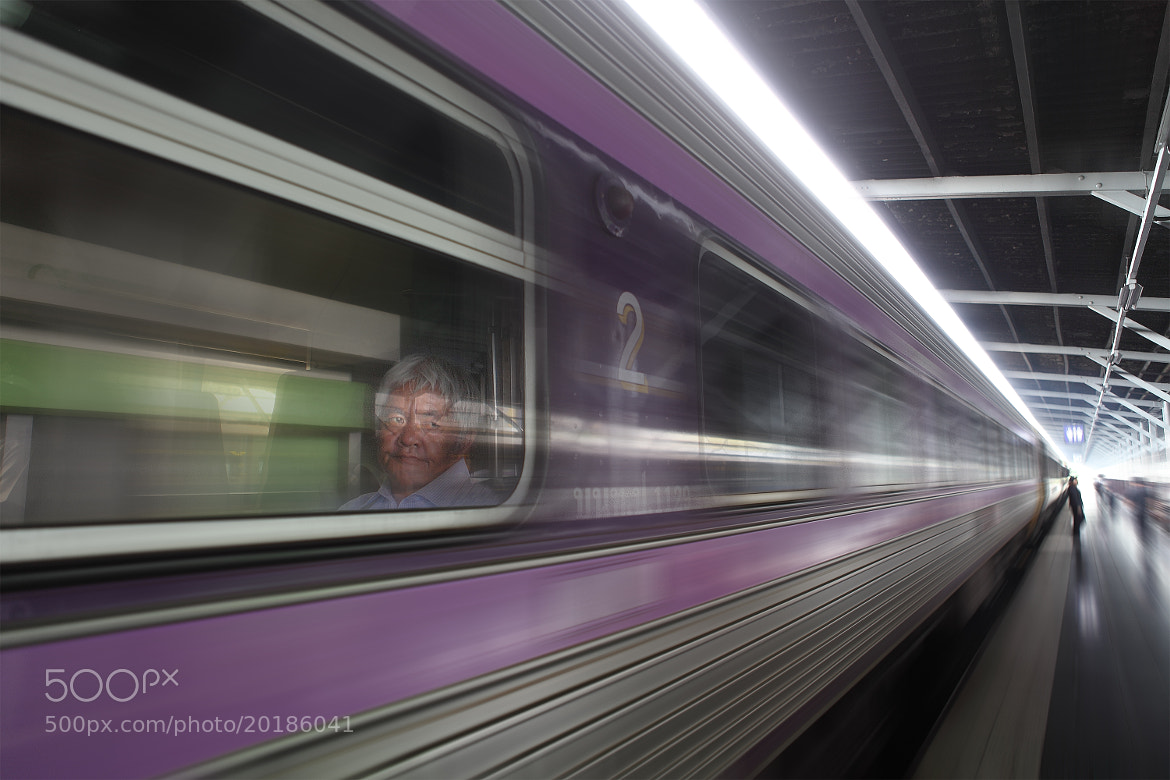 Photograph pola express by Kittiwut Chuamrassamee on 500px