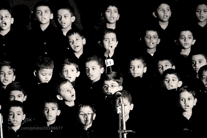 Photograph The Christmas Choir  by Sreekumar Mahadevan Pillai on 500px
