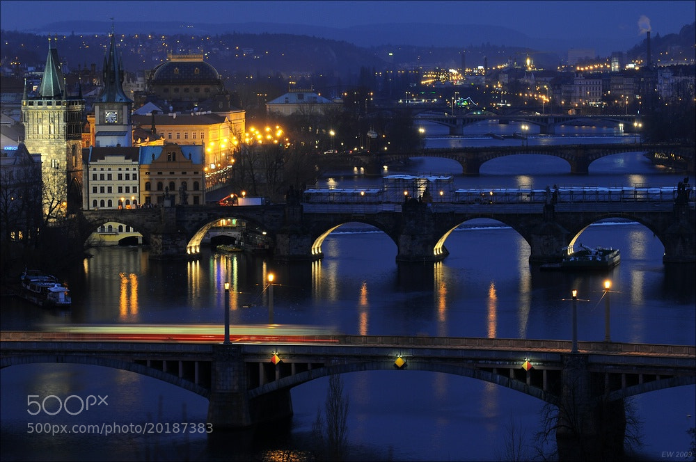 Photograph Praha Bridges by Elmar Weiss on 500px