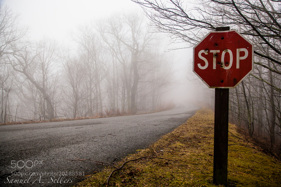 Photograph STOP!!! by Sam Sellers on 500px