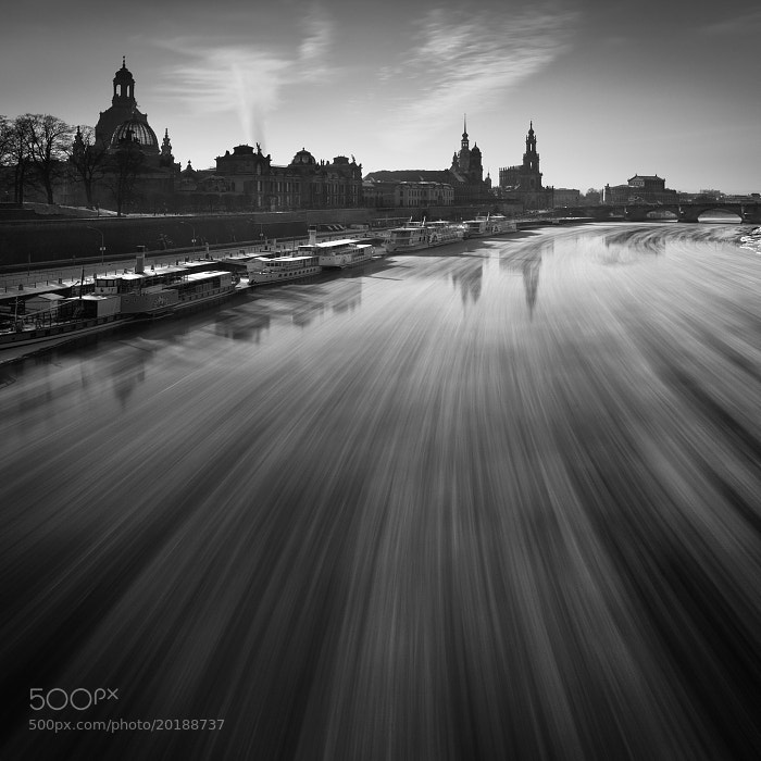 Photograph Ice in Dresden by Daniel Řeřicha on 500px