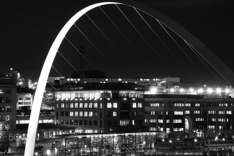 Photograph Millennium Bridge by Steve Turnbull on 500px