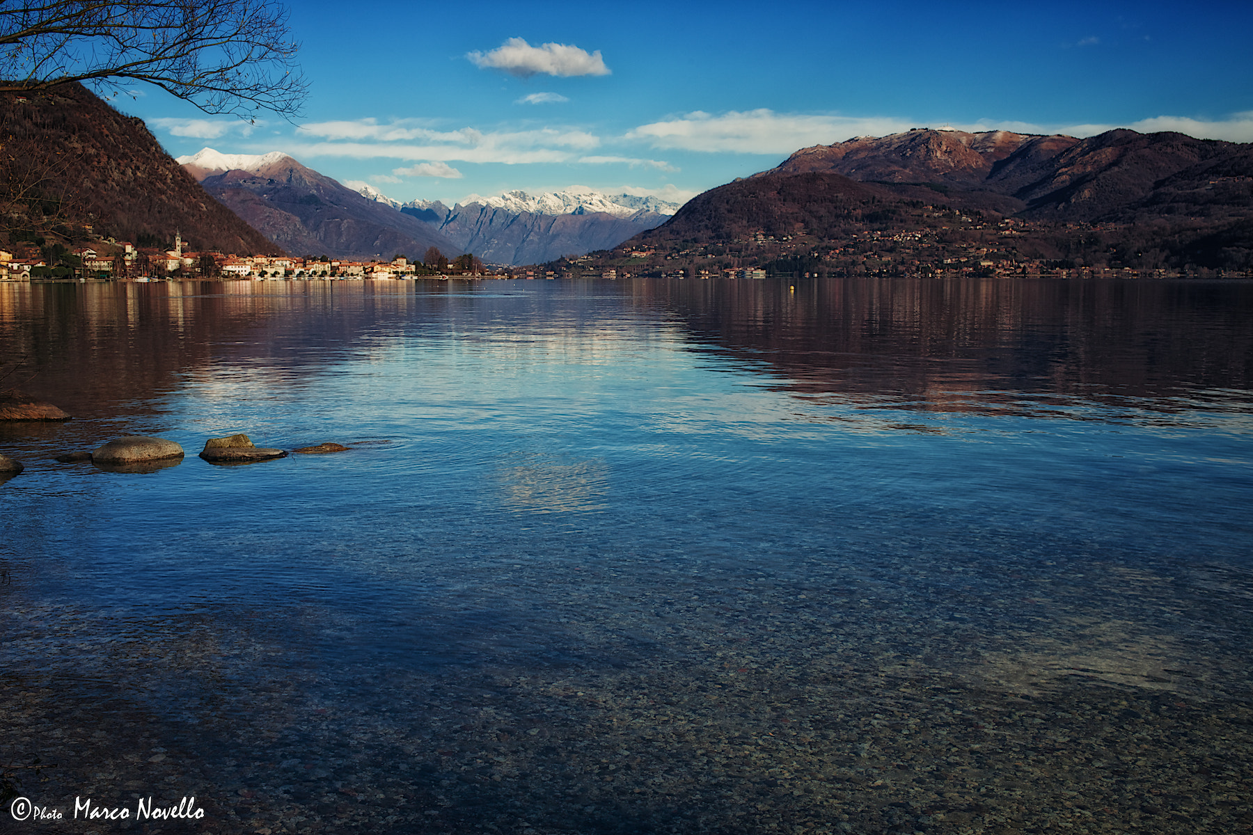 Photograph Orta Lake by Marco Novello on 500px