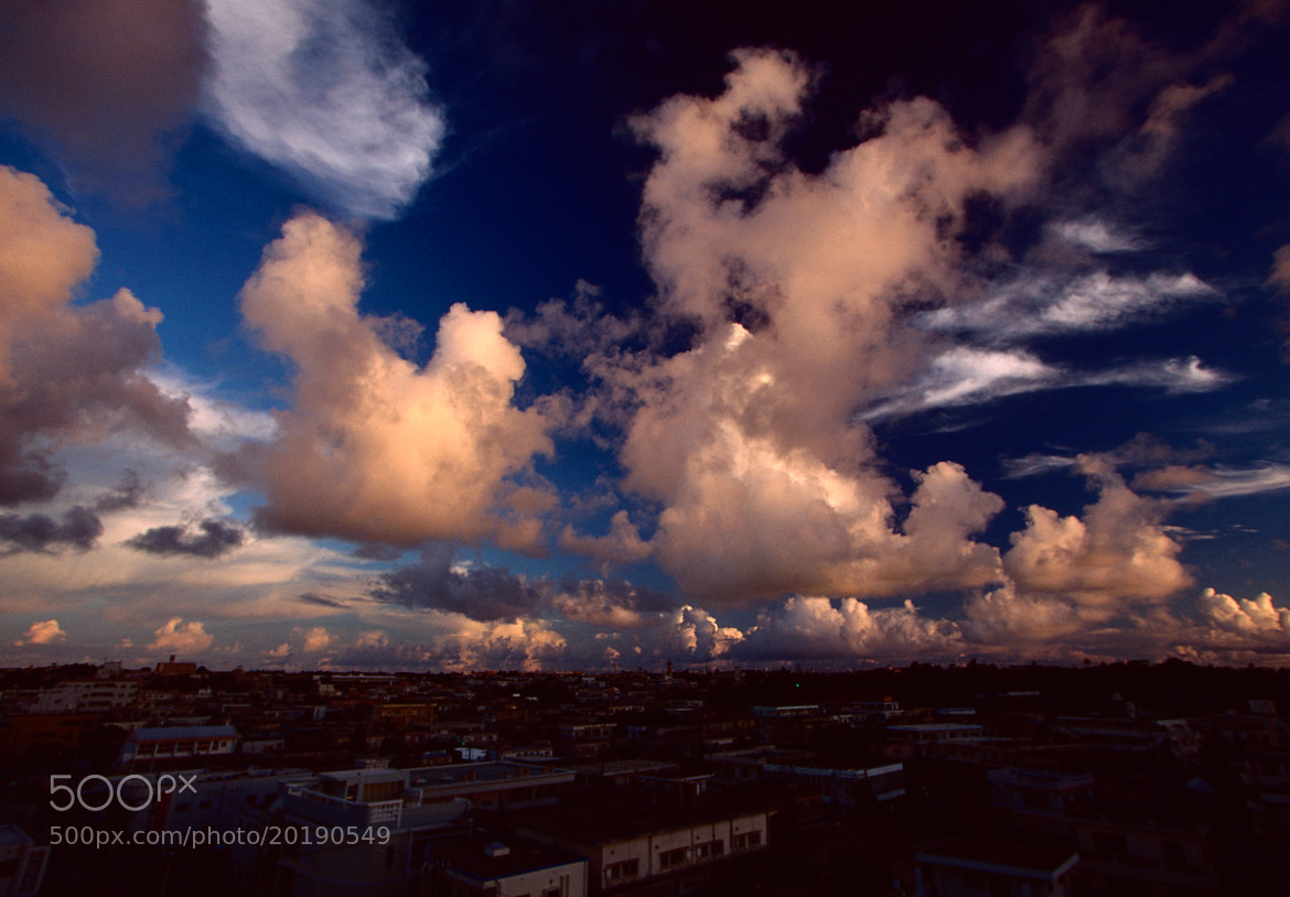 Photograph clouds fair by sygnus 000 on 500px