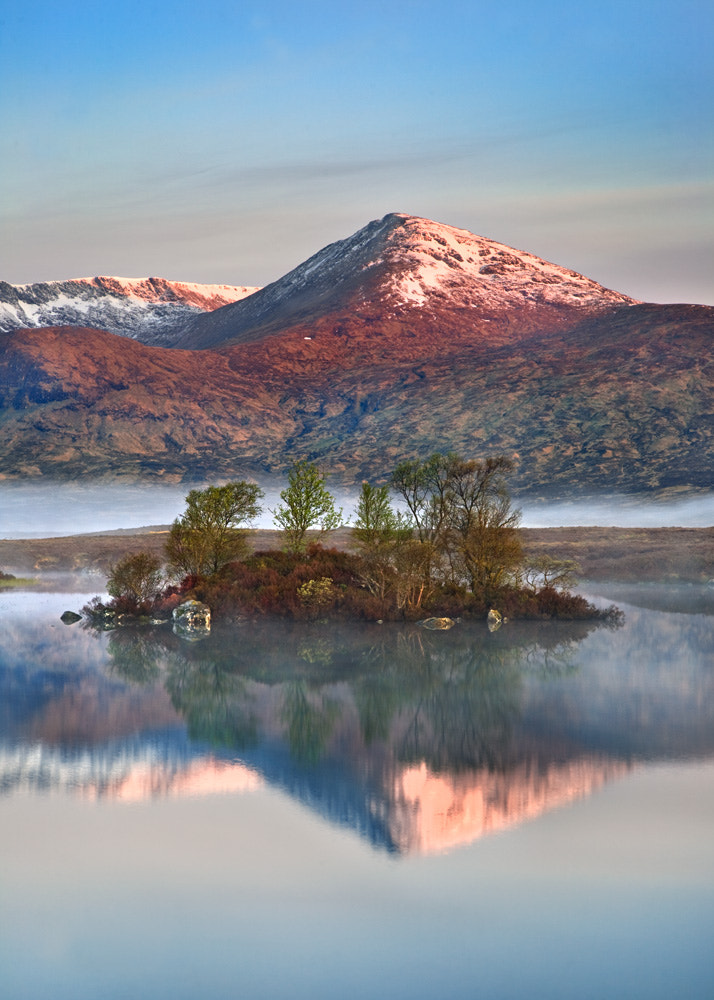 Photograph Rannoch Moor Reflections by Stephen Emerson on 500px