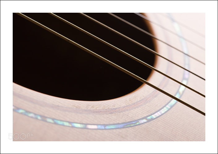 Photograph Guitar by Jordi Llull on 500px