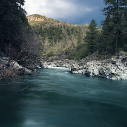West Branch of the, Canon EOS 6D, Tamron AF 19-35mm f/3.5-4.5