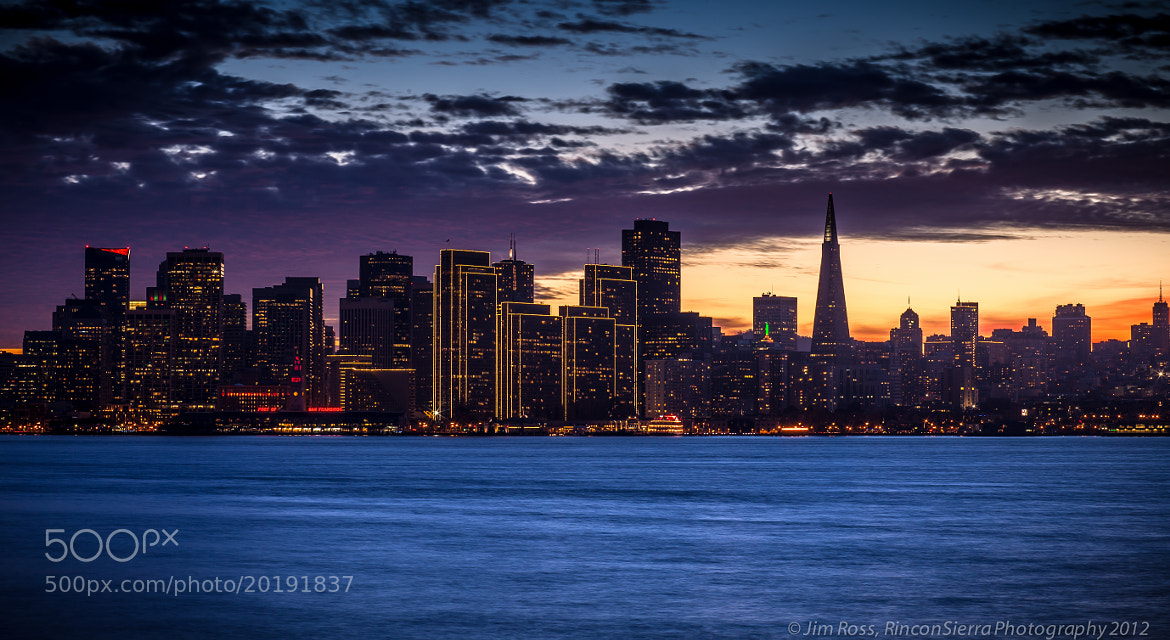 Photograph City By The Bay!!! by Jim Ross on 500px