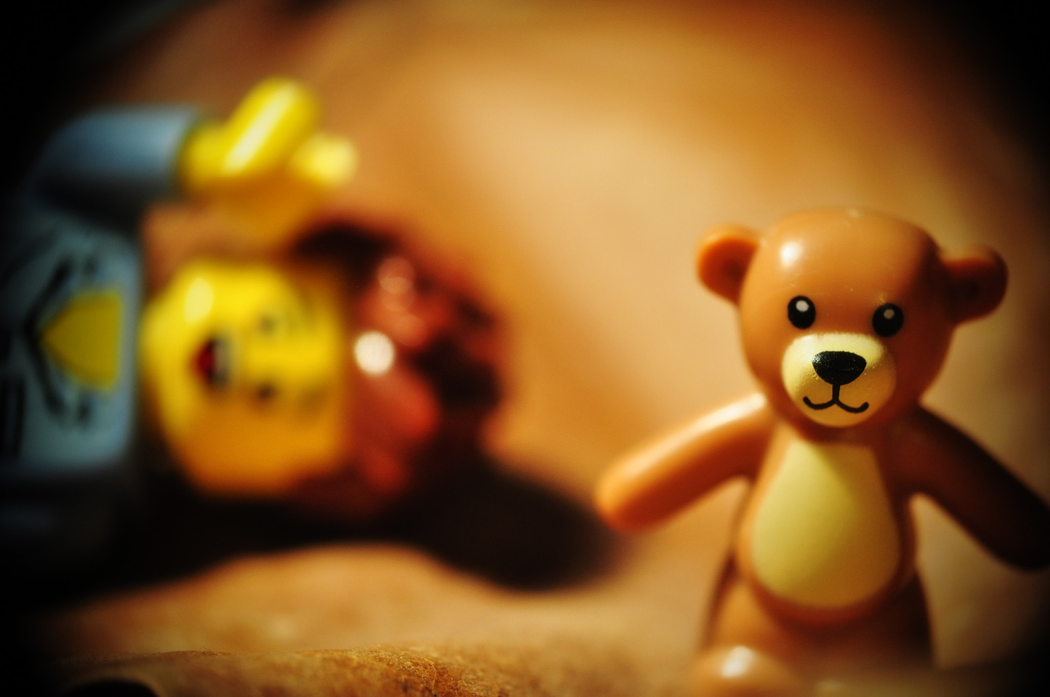 Photograph Teddybear doesn't want to help! by Olivia Dodon on 500px