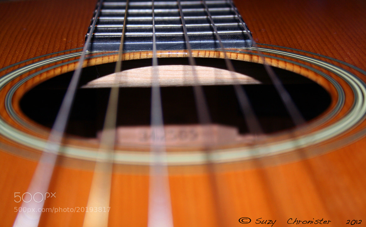 Photograph Classical Guitar by Suzy Chronister on 500px