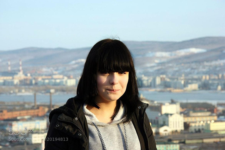 Photograph Аня. by Anna Plotnikova on 500px
