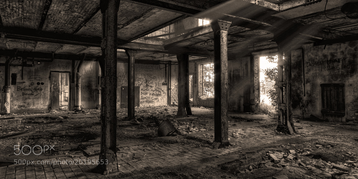 Photograph Out of business by Klaus Jensen on 500px