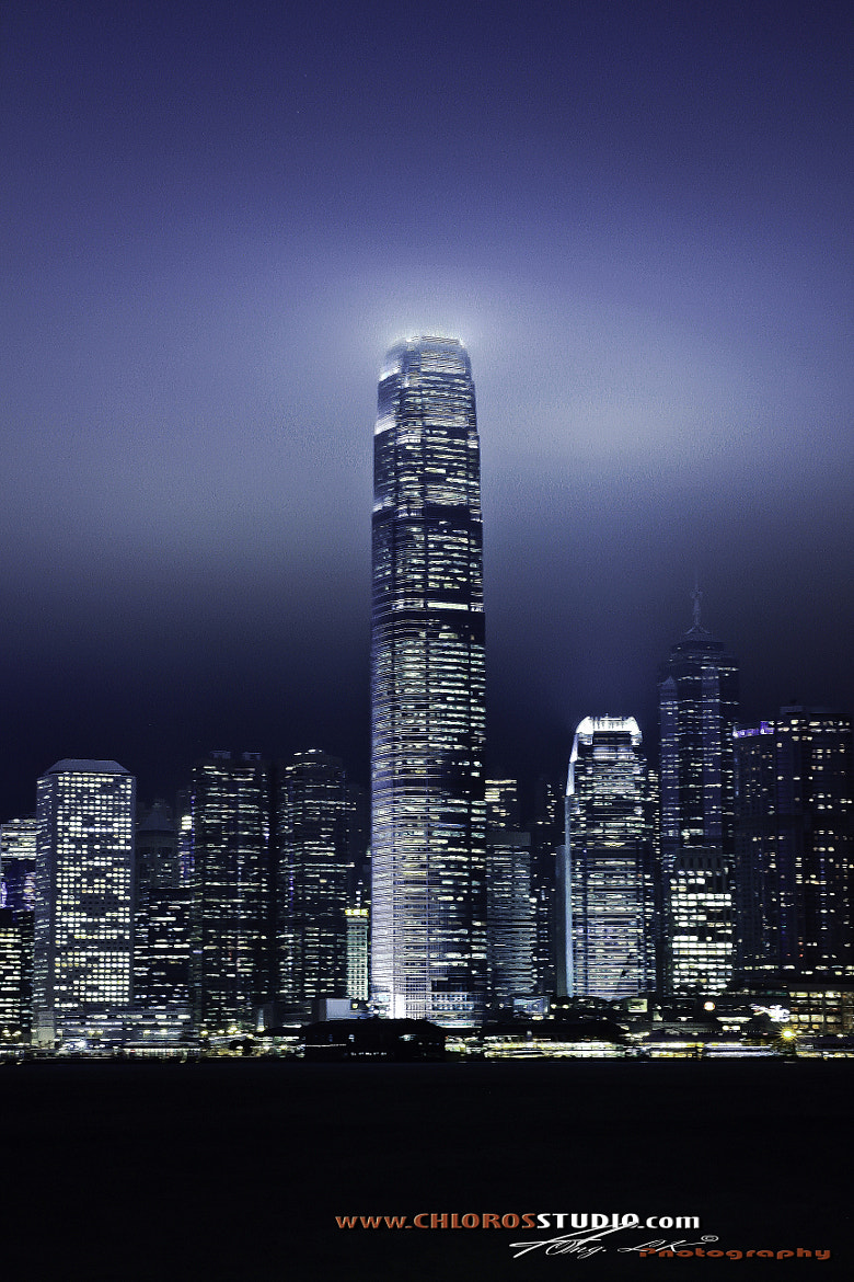 Photograph Hong Kong City Scape, View from Tsim Sha Tsui by Augustine Ong LK on 500px