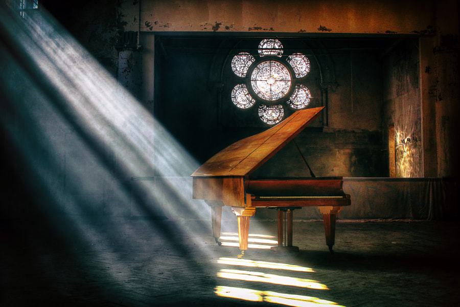 Piano in Beelitz