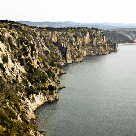 The Cliffs of Duino /Italy