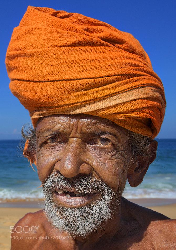 Photograph Portrait of an old man by Jenya Sayfutdinov on 500px