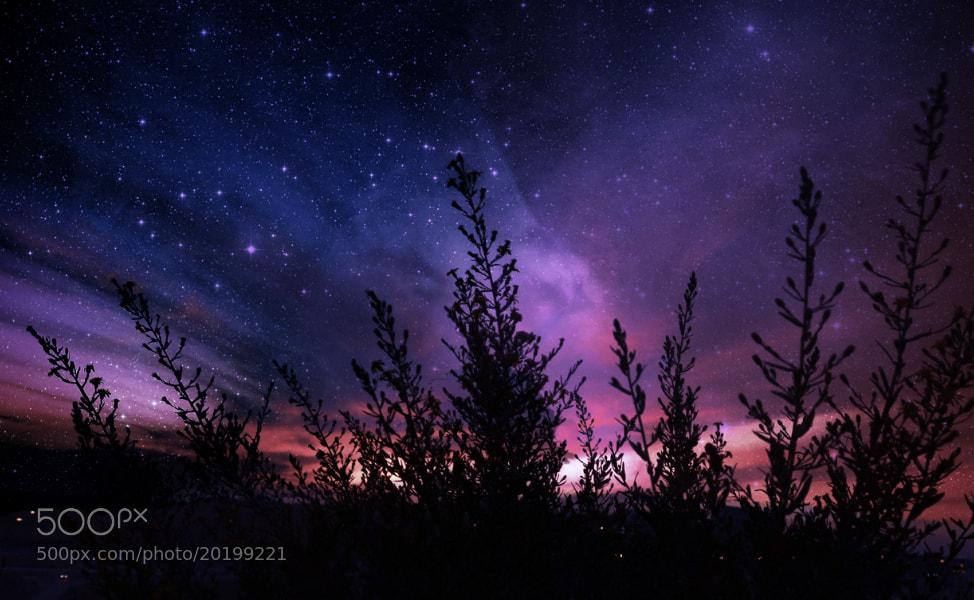 Photograph Beautiful Universe  by jamil ghanayem on 500px