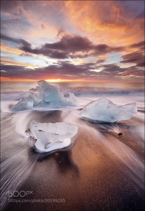 Photograph [ ... fire & ice ] by D-P  Photography on 500px