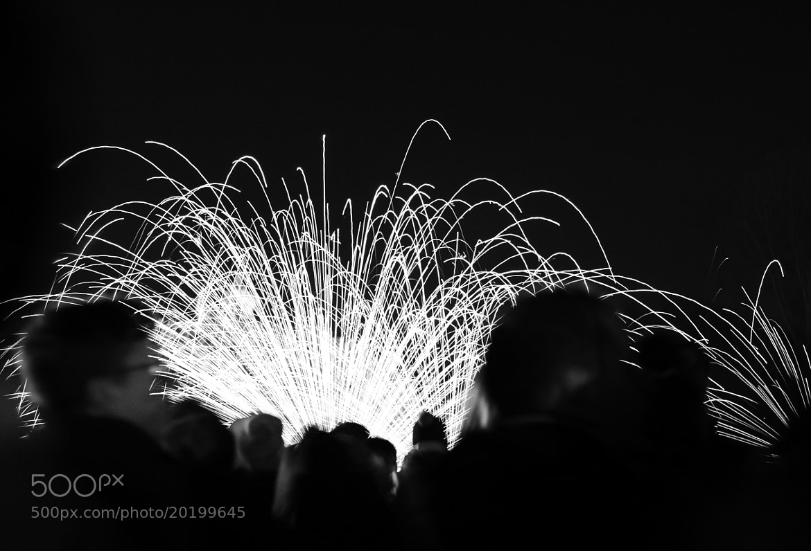 Photograph Firework, without colours by Edmund Cheng on 500px