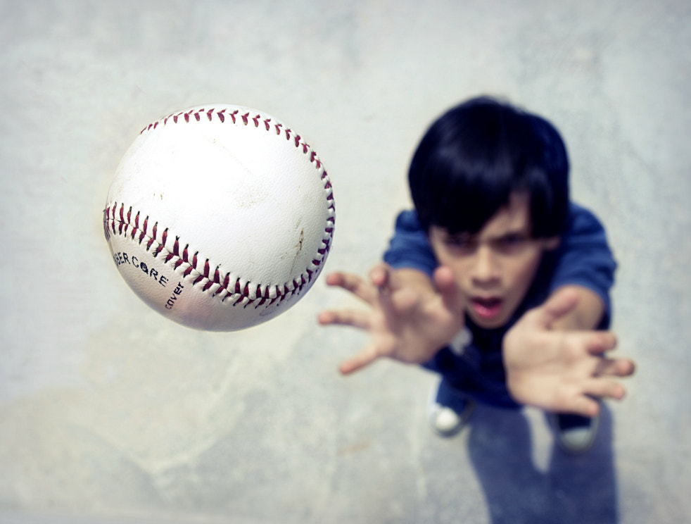 Photograph Baseball by Diana  Duque  on 500px