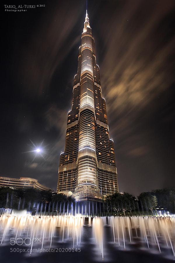 Photograph Burj Kalifa  by Tarik AlTurki on 500px