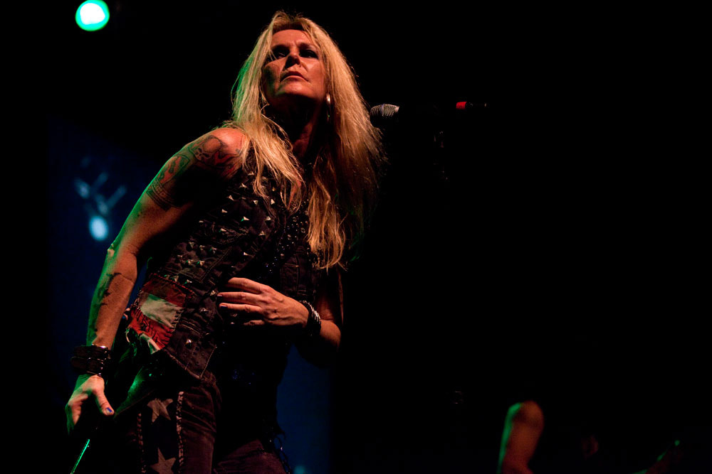 Photograph Lita Ford by Layne Freedle on 500px