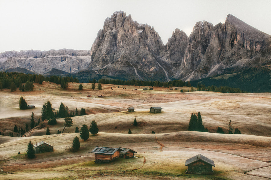 Dolomites - Lord Of The Rings