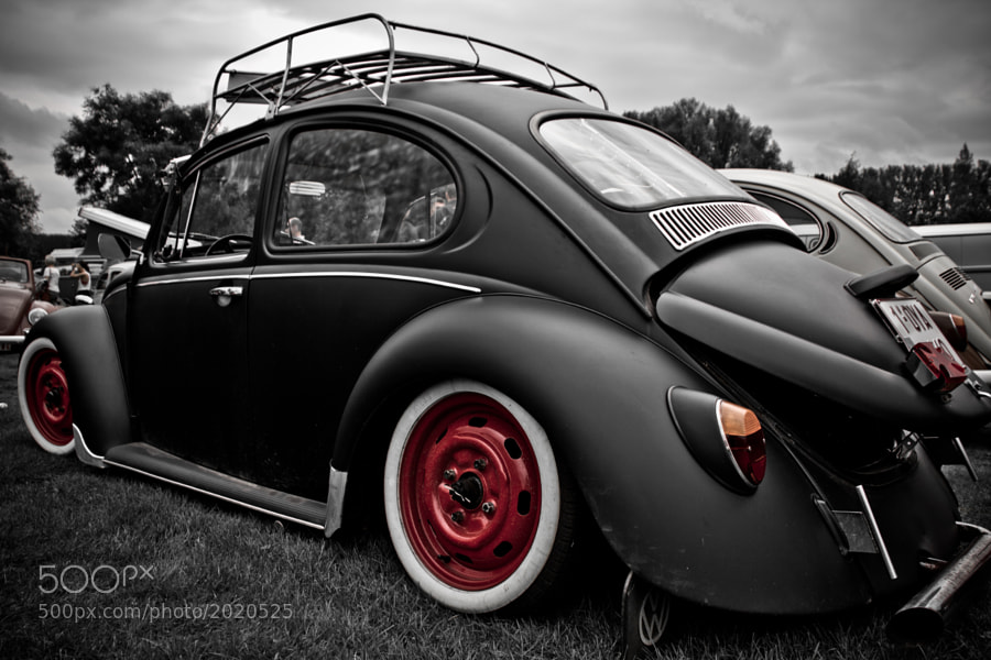 Photograph Die Hard VW by Thierry Matsaert on 500px