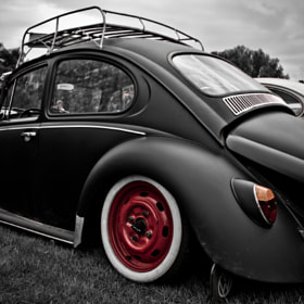Die Hard VW by Thierry Matsaert (thierrymatsaert)) on 500px.com