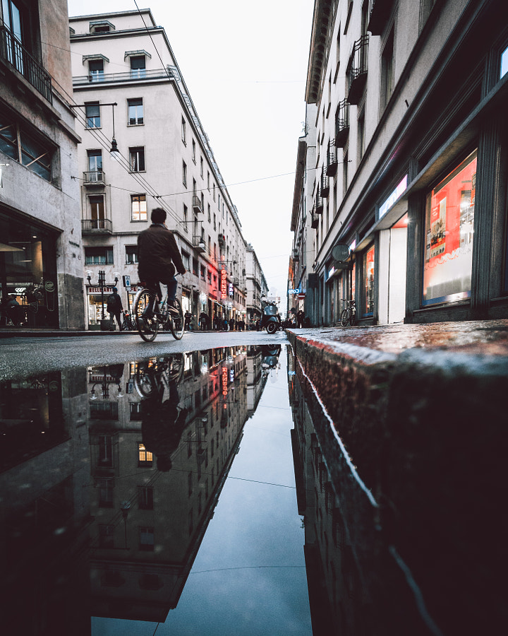 Street by Edoardo Lavagno on 500px.com