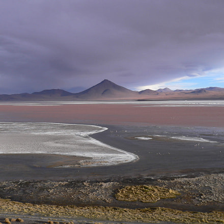 Laguna Colorada, a Painter's, Panasonic DMC-FX7