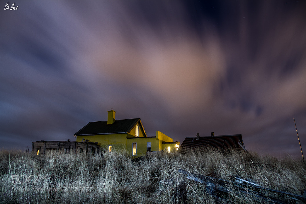 Photograph The lonely House  by Óli Magg on 500px